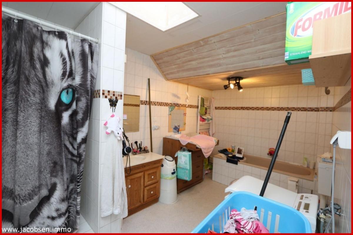 Wohnung 1 Bad mit Wanne & Dusche