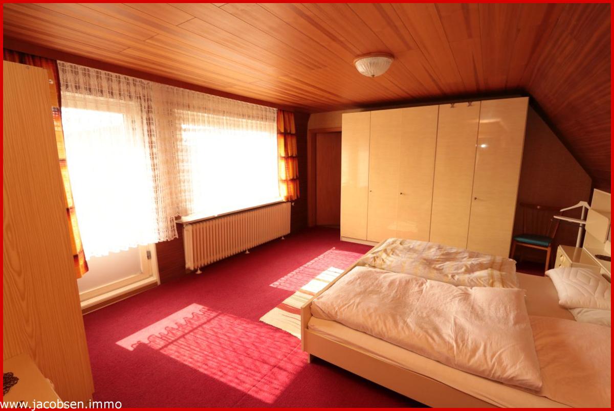 Elternschlafzimmer im Dachgeschoss