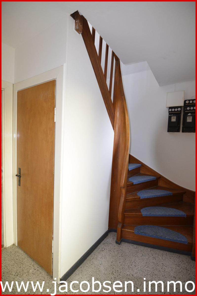 Treppenhaus Wohnung 2 und 3