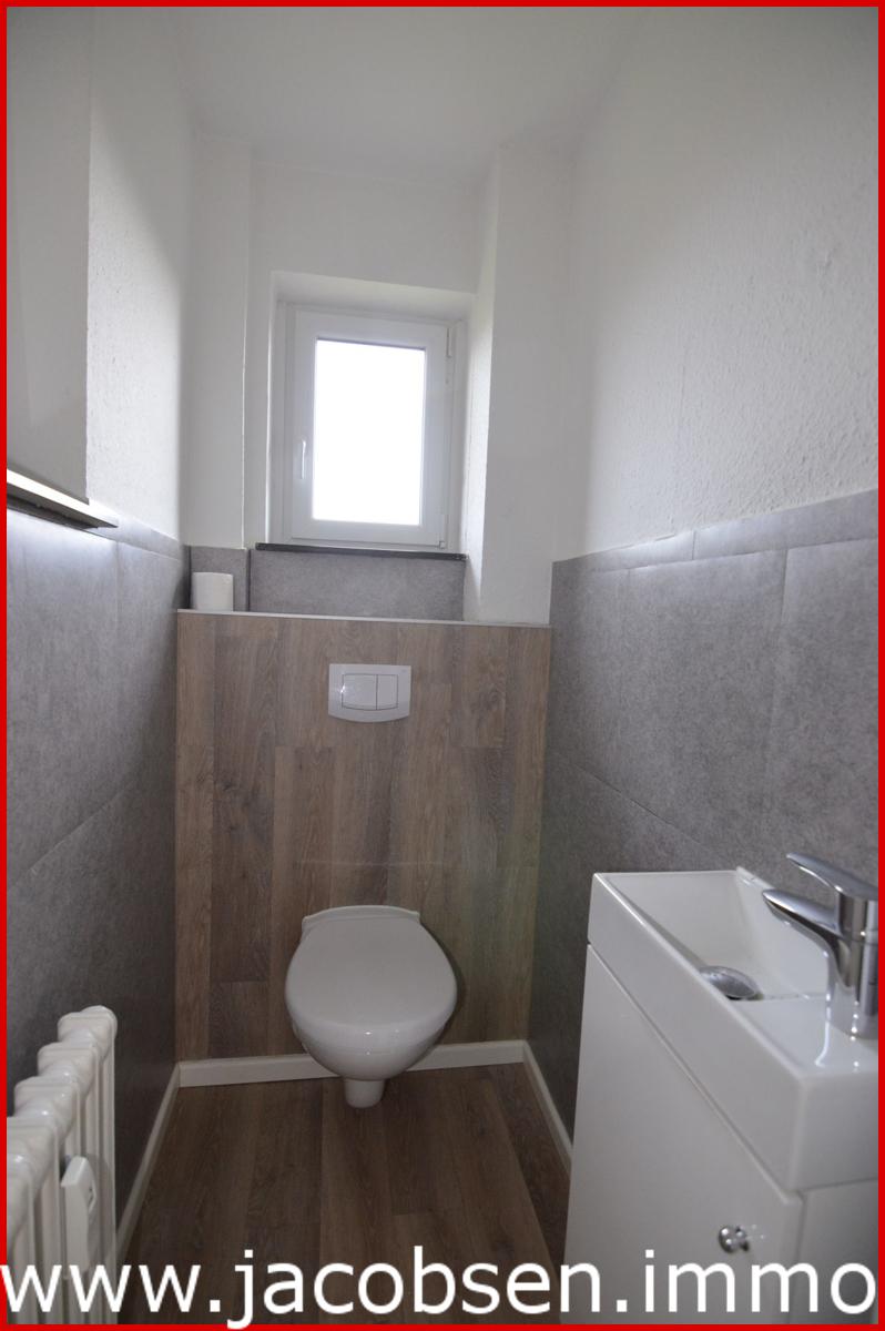 Gäste WC Wohnung 1