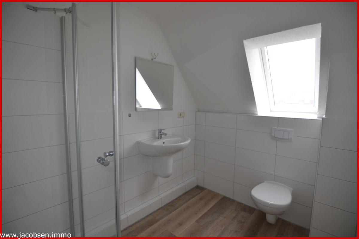 Wohnung 1 Duschbad Dachgeschoss