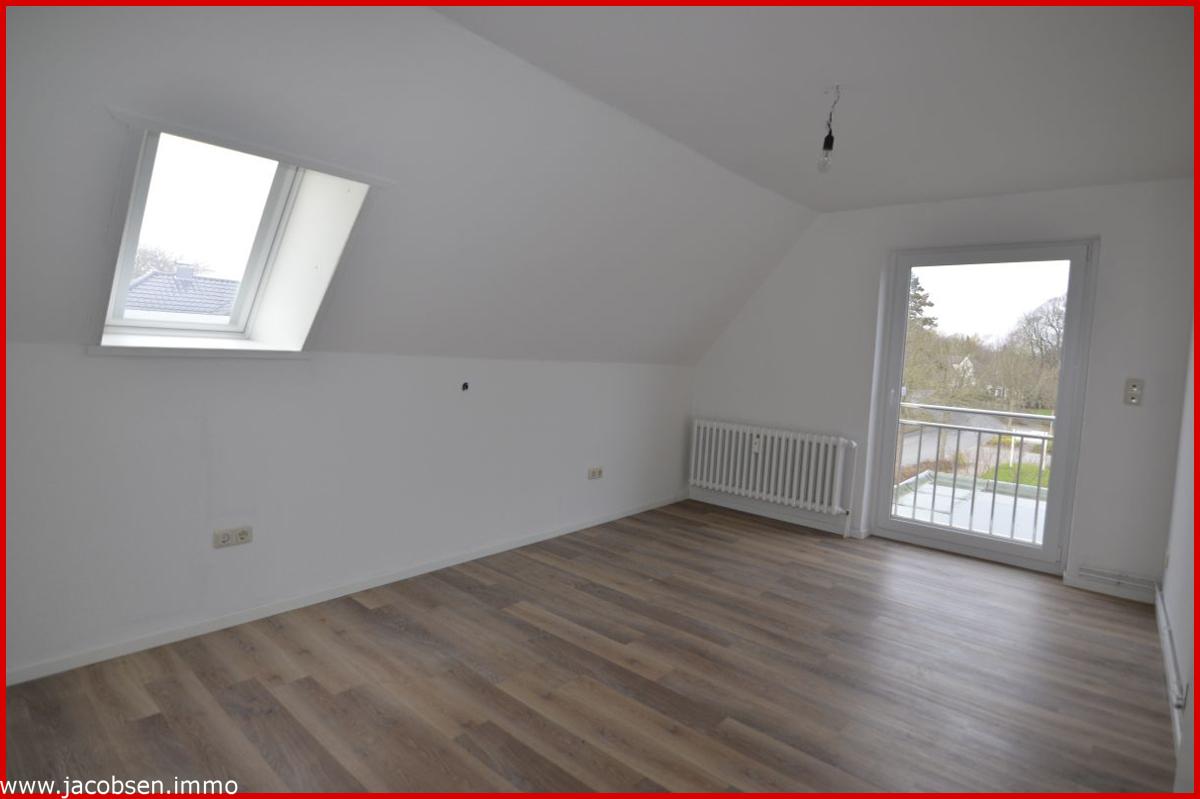 Wohnung 1 Schlafzimmer Dachgeschoss