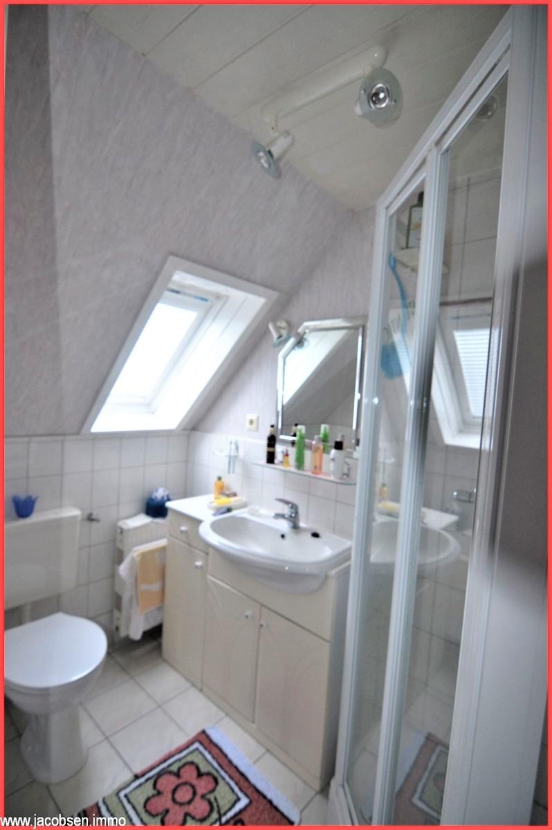 Badezimmer Dachgeswchoss