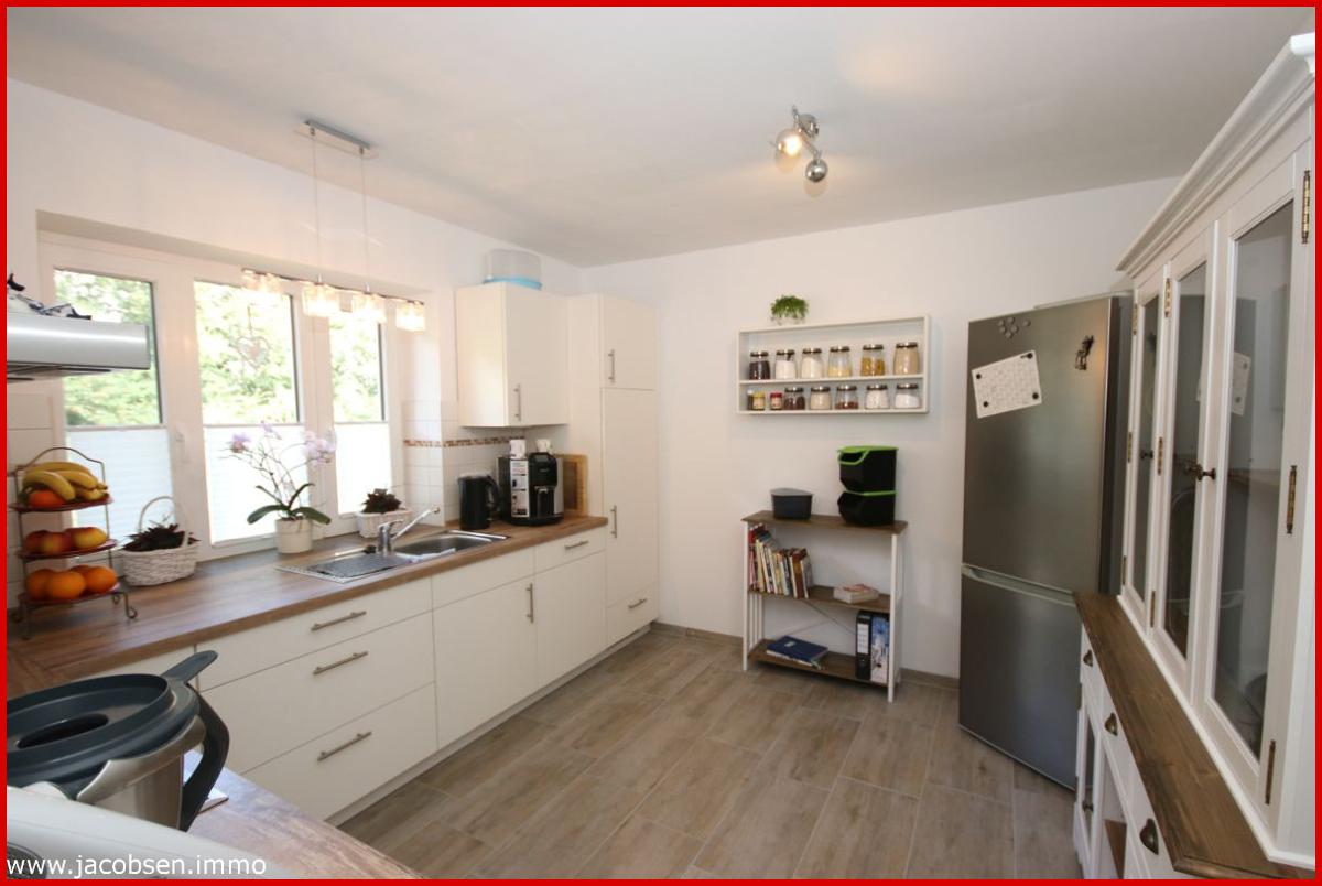 Küche im baugleichen Haus