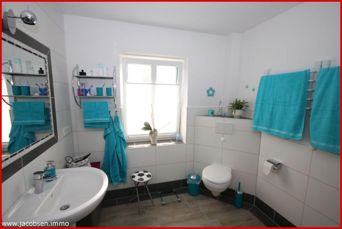 Duschbad im baugleichen Haus
