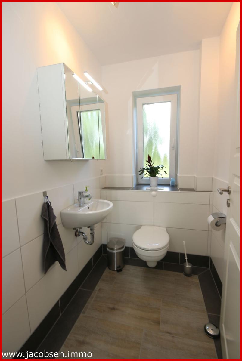 Gäste-WC im baugleichen Haus
