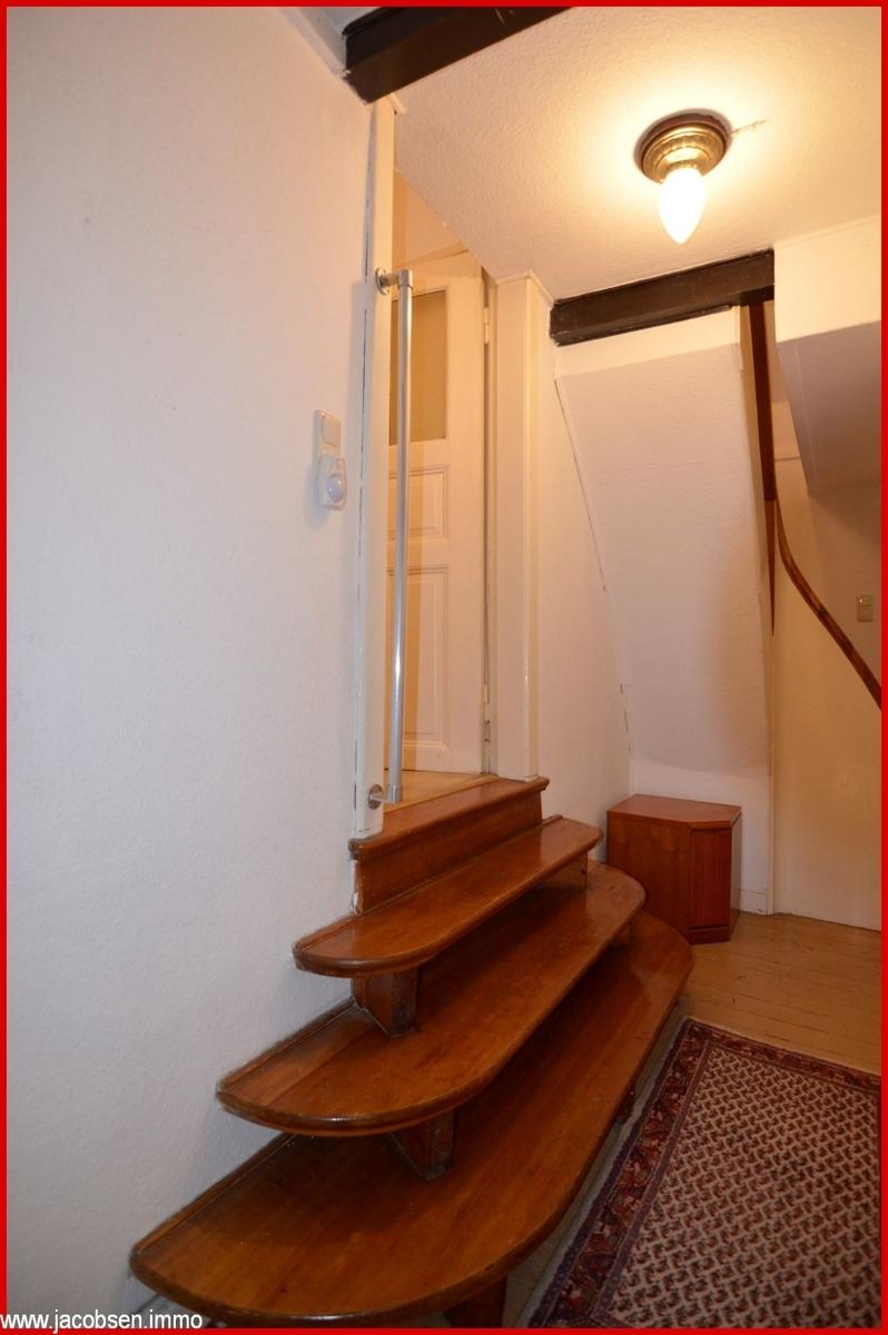 Treppe zum Schlafzimmer Obergeschoss