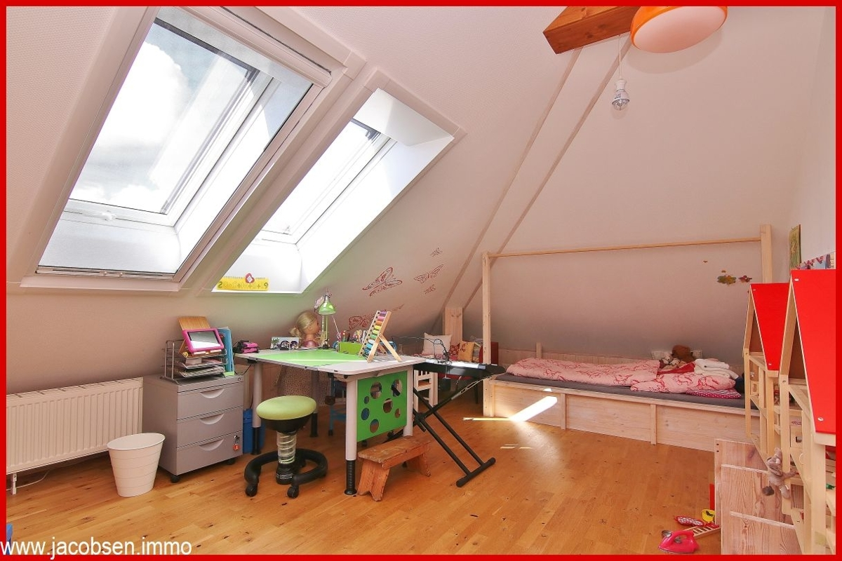 Kinderzimmer 2 Dachgeschoss