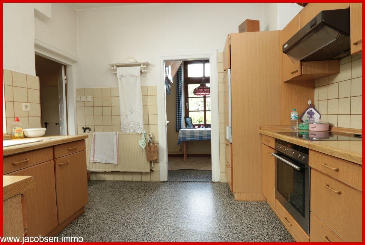 Abnahmehaus Küche