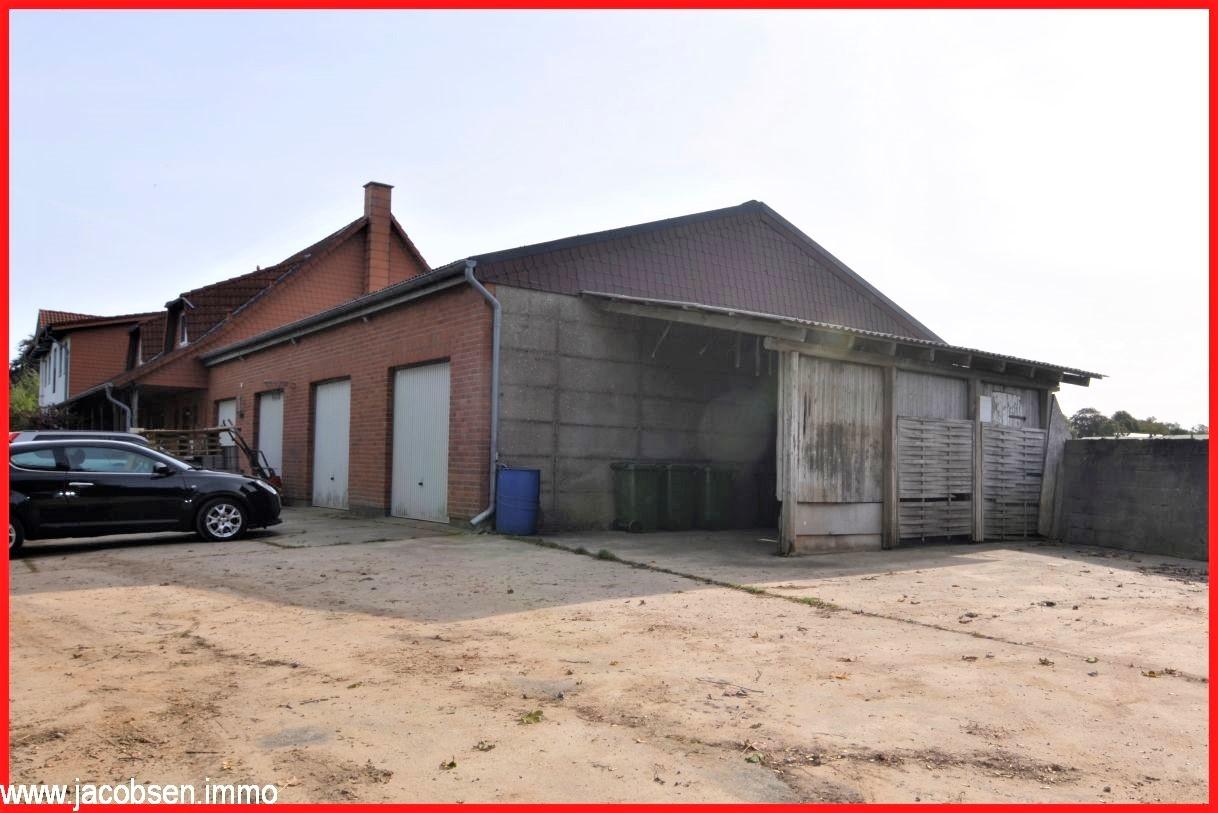 2 Garagen können dazu erworben werden