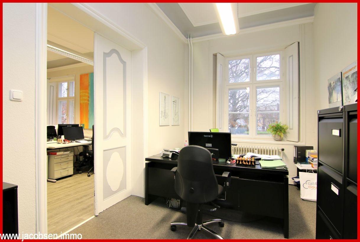 Büro 4 im Erdgeschoss