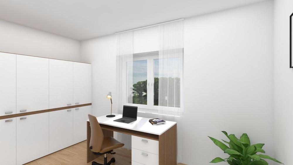 Büro Modelbild