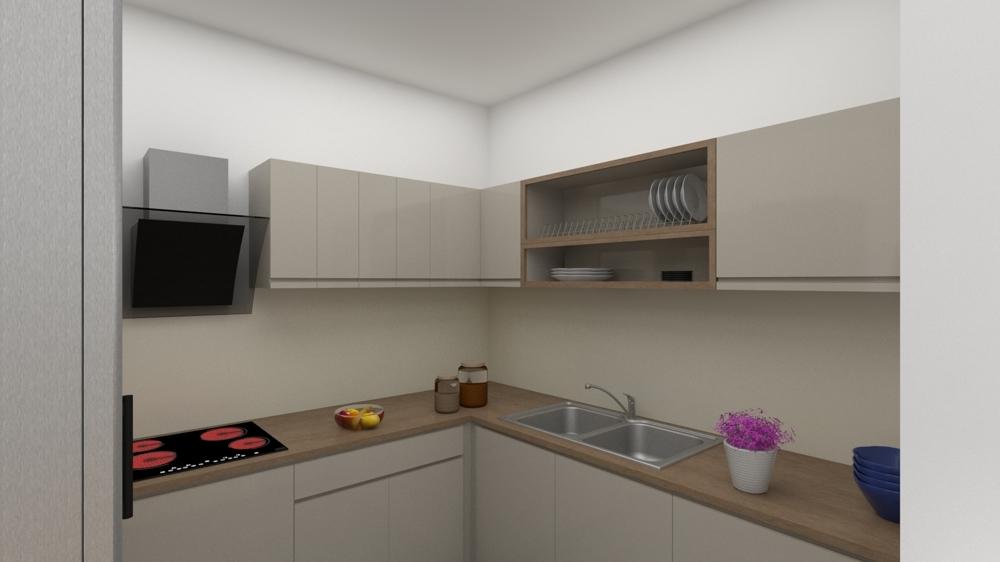 Küche Modelbild
