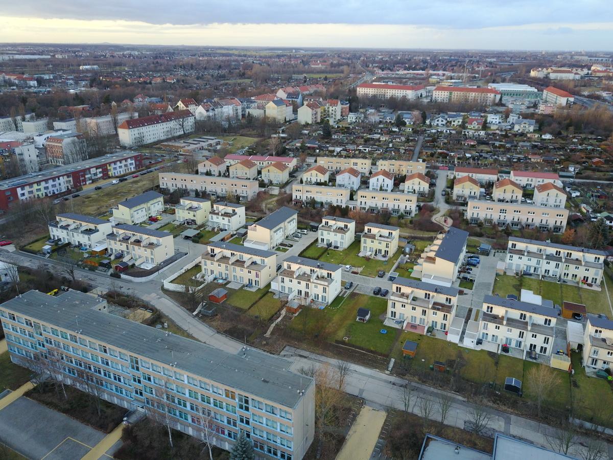 Luftbild Steyberweg