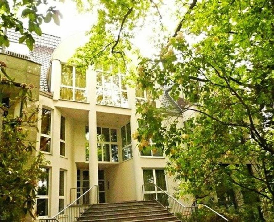 das Haus im Grunewald