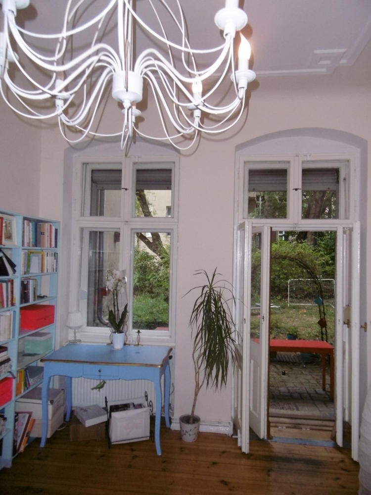 Zimmer zum Garten