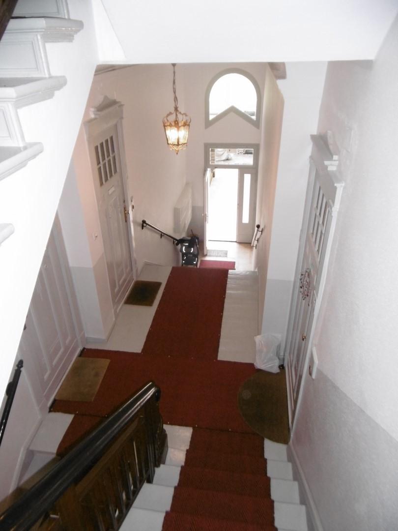 imposantes Treppenhaus