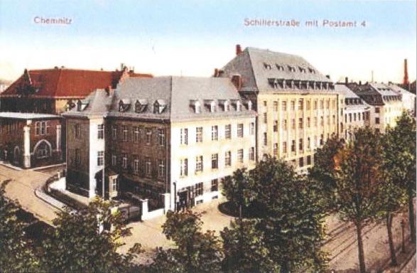 Der Postbahnhof