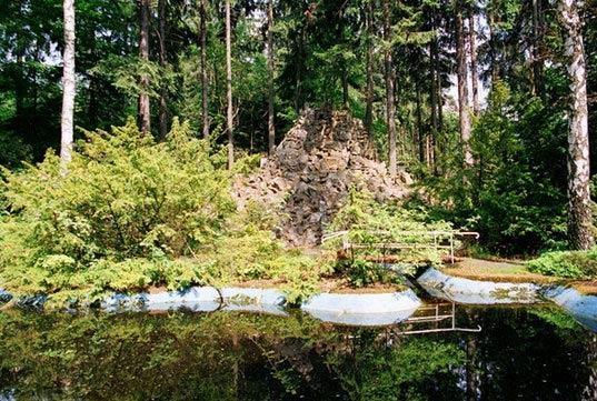 Traumhafter Garten