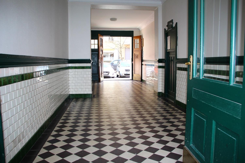 prachtvoller Eingang