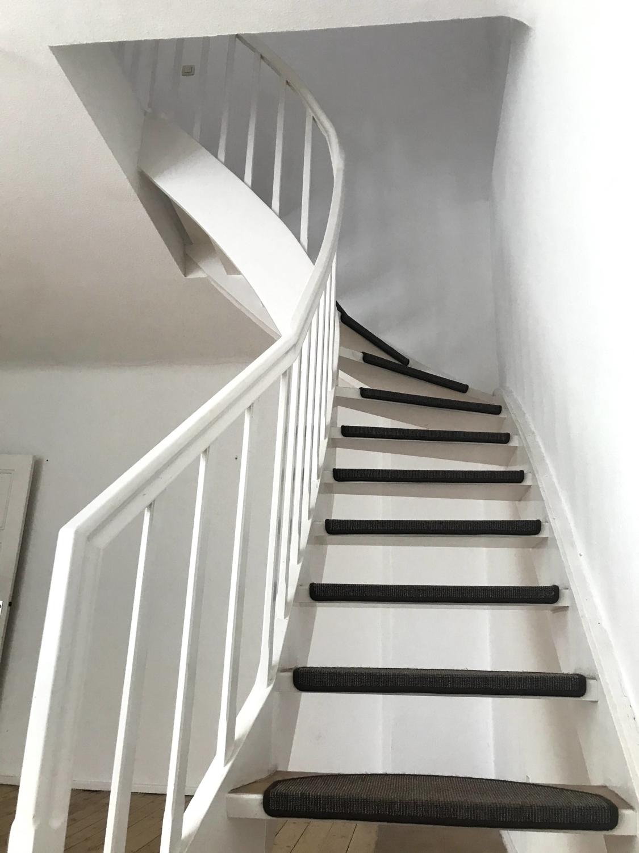 Maisonette Treppe 4. OG zum DG