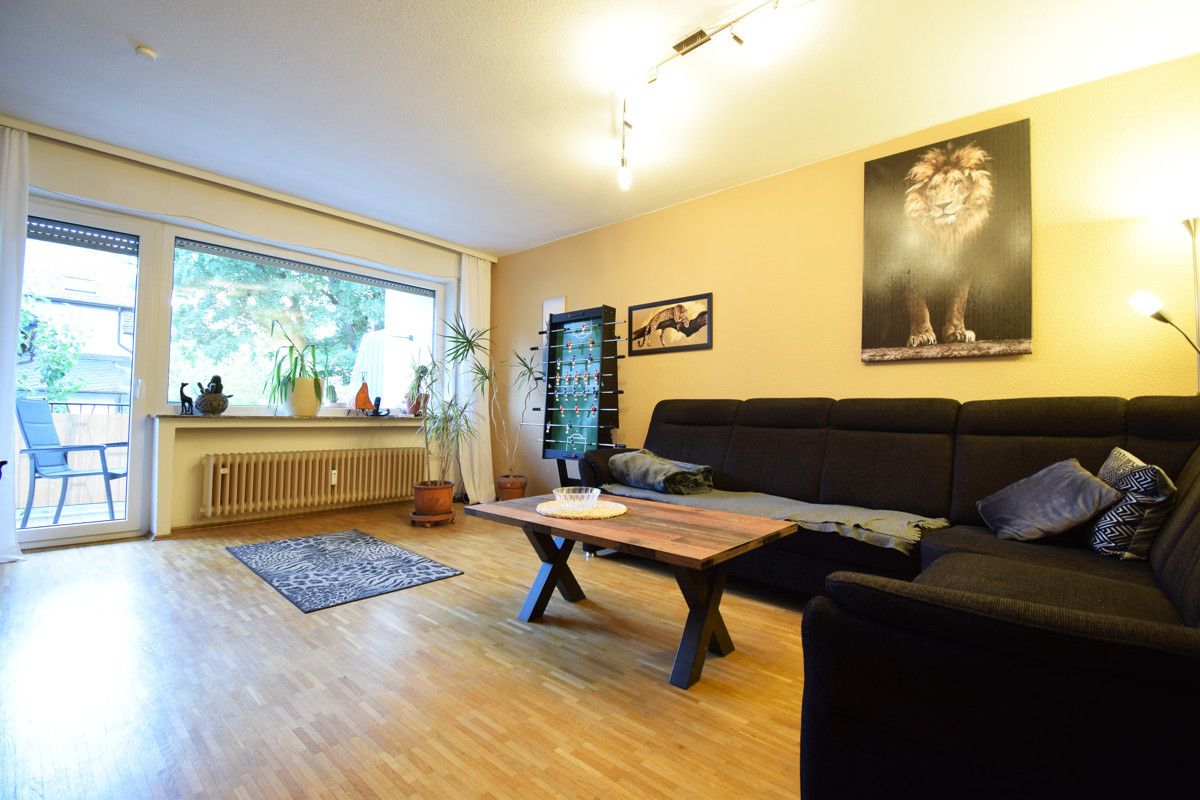 VERKAUFT - Zweifamilienhaus mit Garten in beliebter Lage