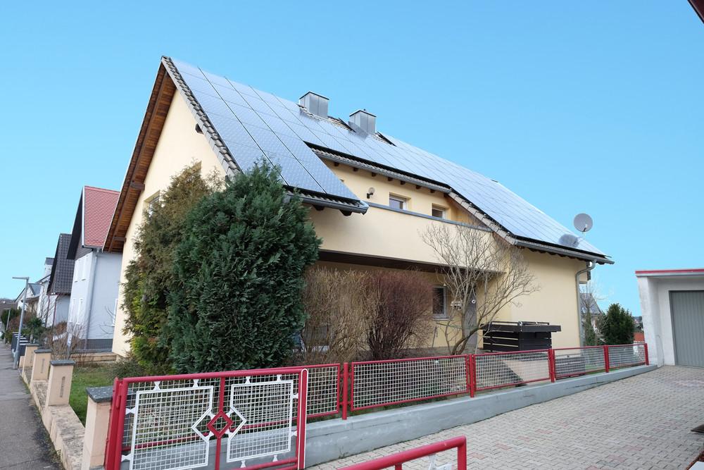 Terrasse-Balkon-Südansicht