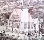 Außenansicht 1908