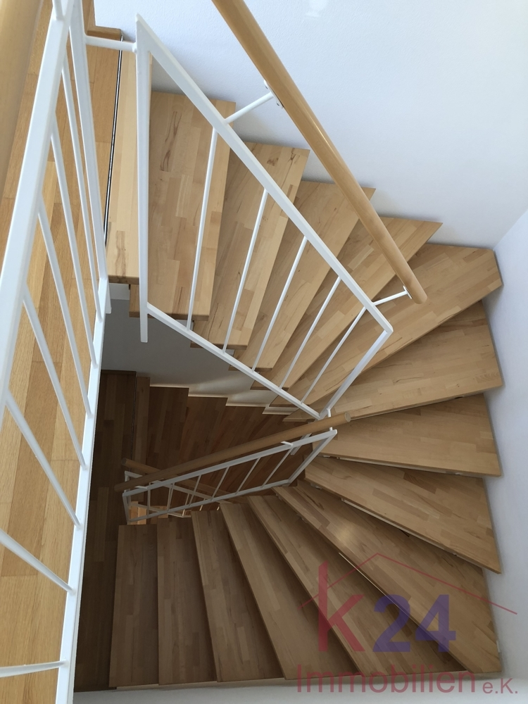 Treppengelände