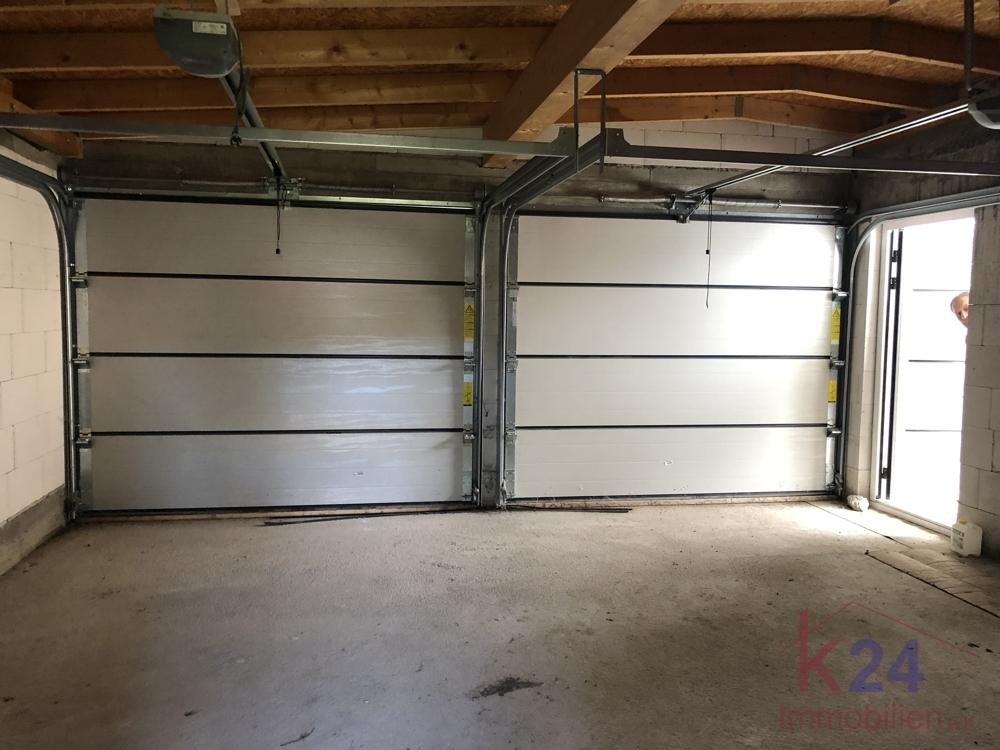 Garage Innenansicht