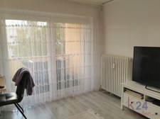 Wohnzimmer/Zugang Balkon