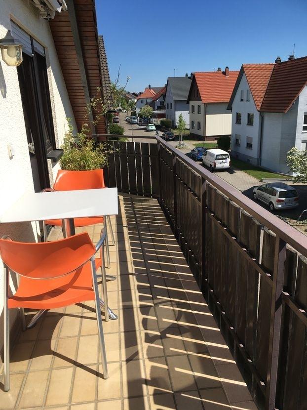 Oberer Balkon