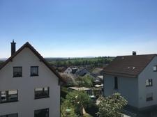 Aussicht vom oberen Balkon