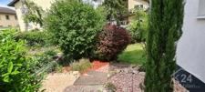 Abgang zum Garten