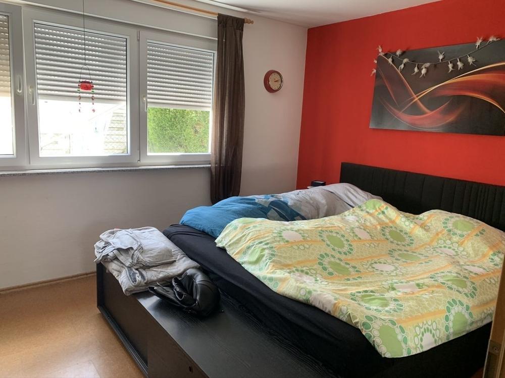 Einliegerwohnung Schlafzimmer