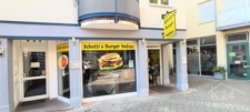 Restaurant-Eingangsbereich