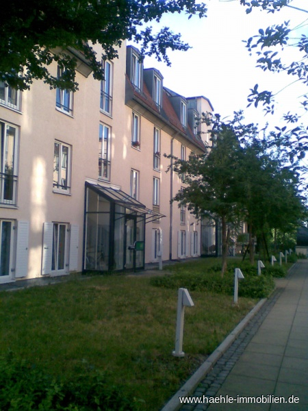 Ansicht - Hauseingang