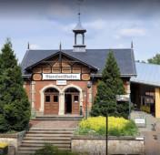 Standseilbahn-Bergstation