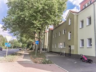 Wohnhäuser Frontansicht