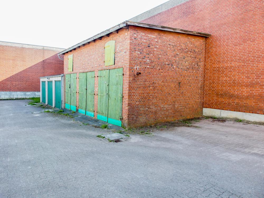 Garagen / Schuppen