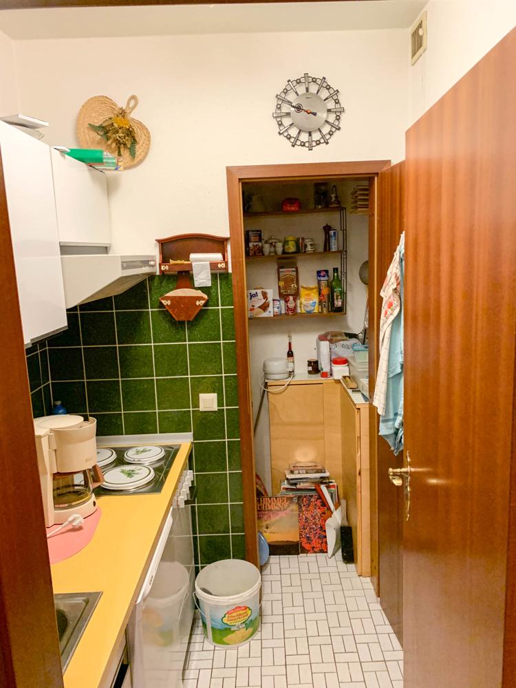 Kochen & Abstellraum