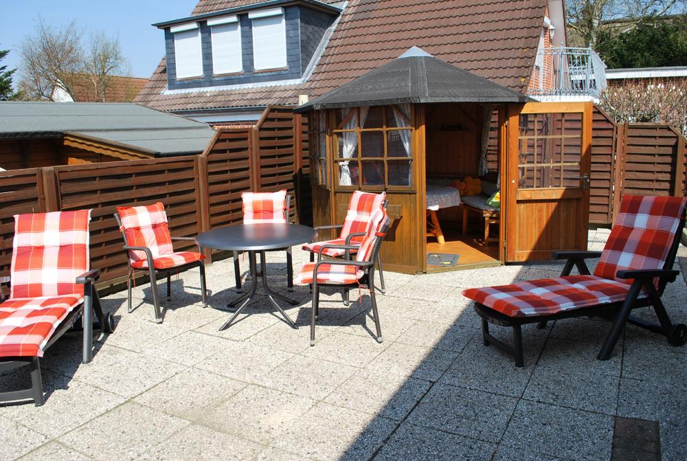 Terrasse/Pavillon
