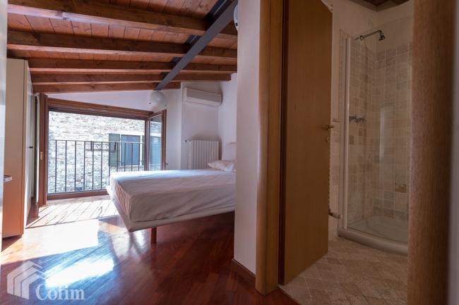 Appartamento in vendtita Villa DG Schlafzimmer