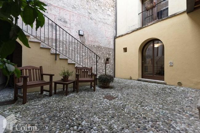 Appartamento in vendtita Villa Innenhof2