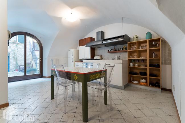 Appartamento in vendtita Villa Küche