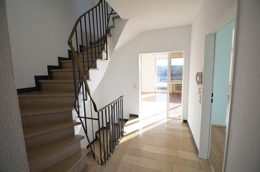 Treppenhaus Einheit 2