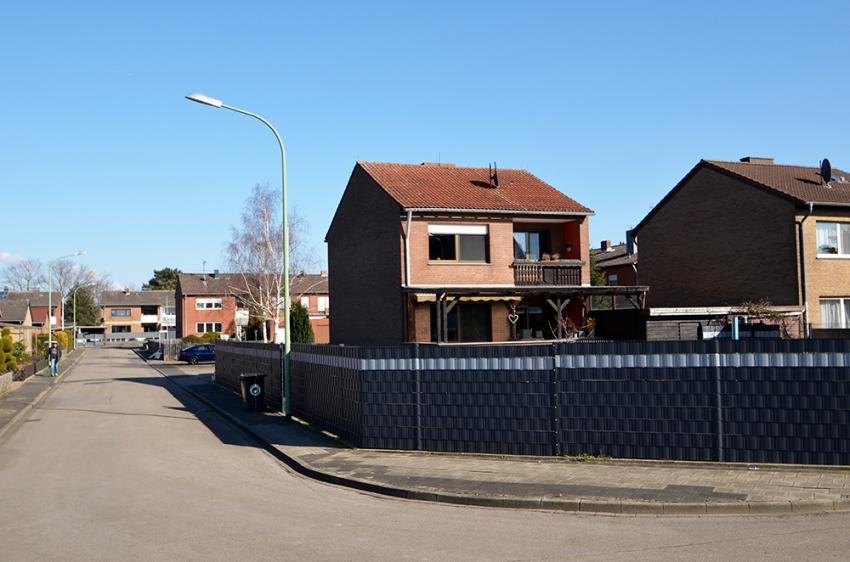Ansicht Anliegerstraße