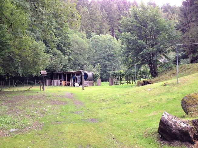 Stallung Hinterhaus