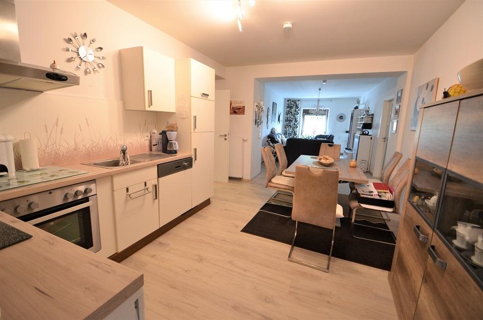 Küchenbereich Wohnung 4