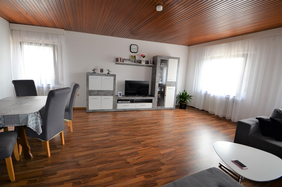 Wohnbereich Wohnung 5